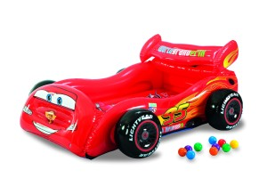 Intex Disney Cars Ball Pit Luchtbed met 10 Ballenbakballen